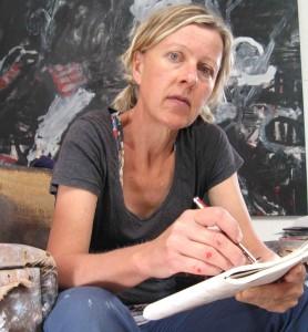 Kim Barter Portrait